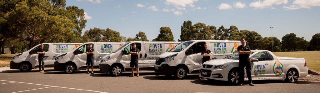 Kew Oven Repairs